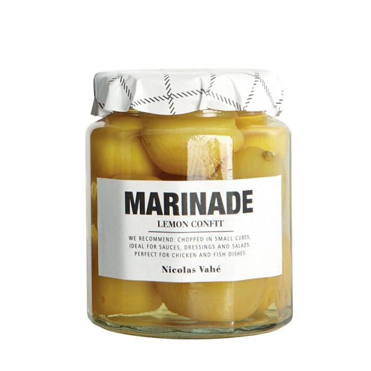 Nicolas Vahé Marinade Citron Confit