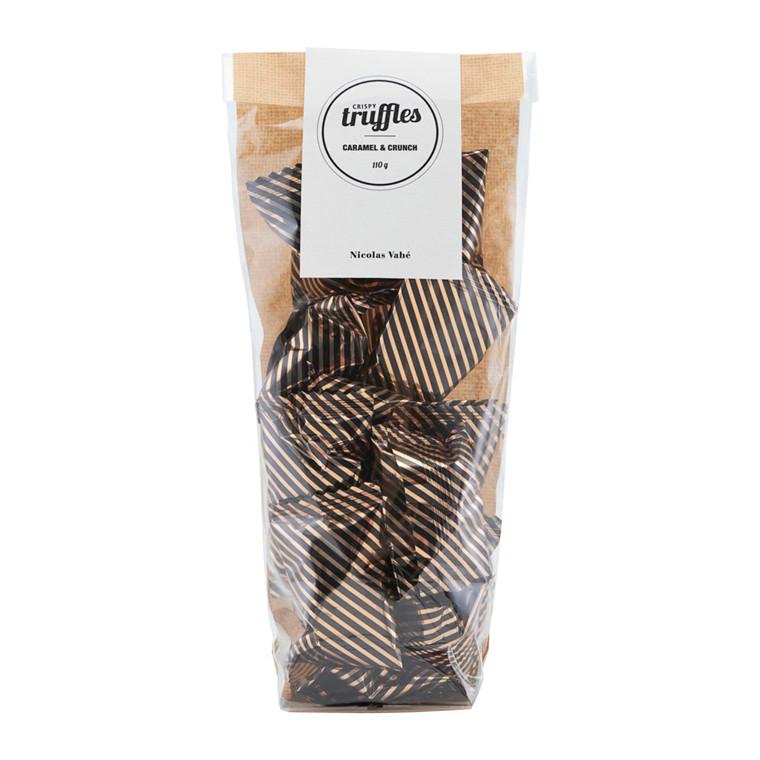 Nicolas Vahé Chokoladetrøfler Karamel & knas