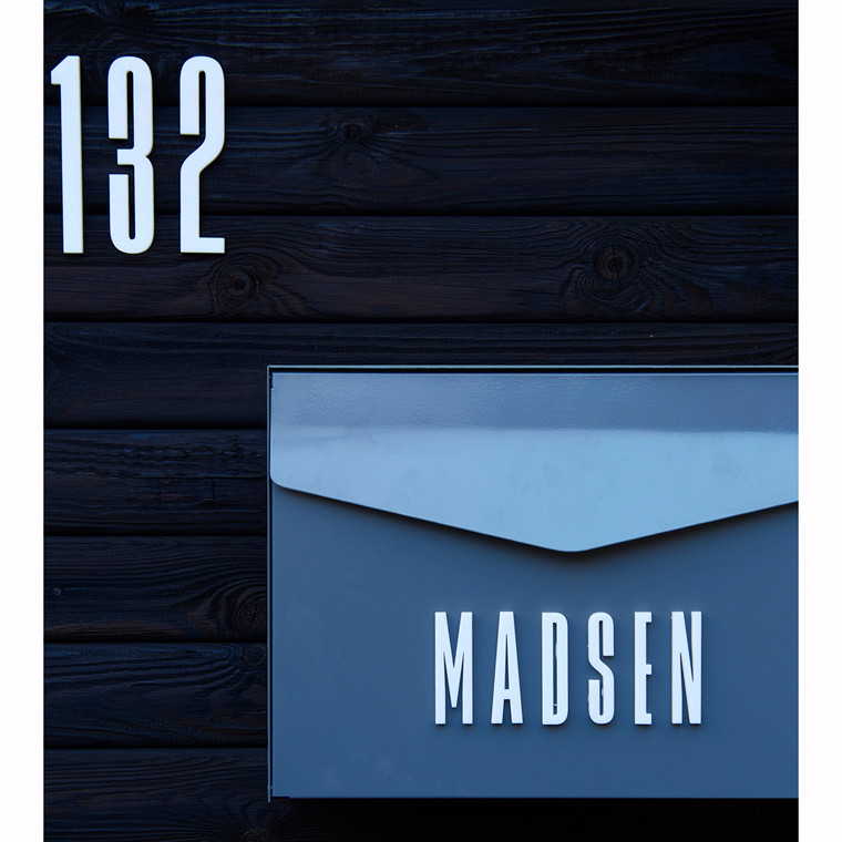Design Letters Outdoor Bogstaver