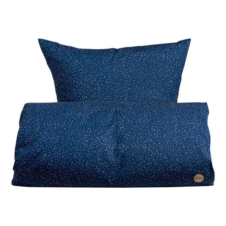 OYOY Starry Bedding Estate Blue
