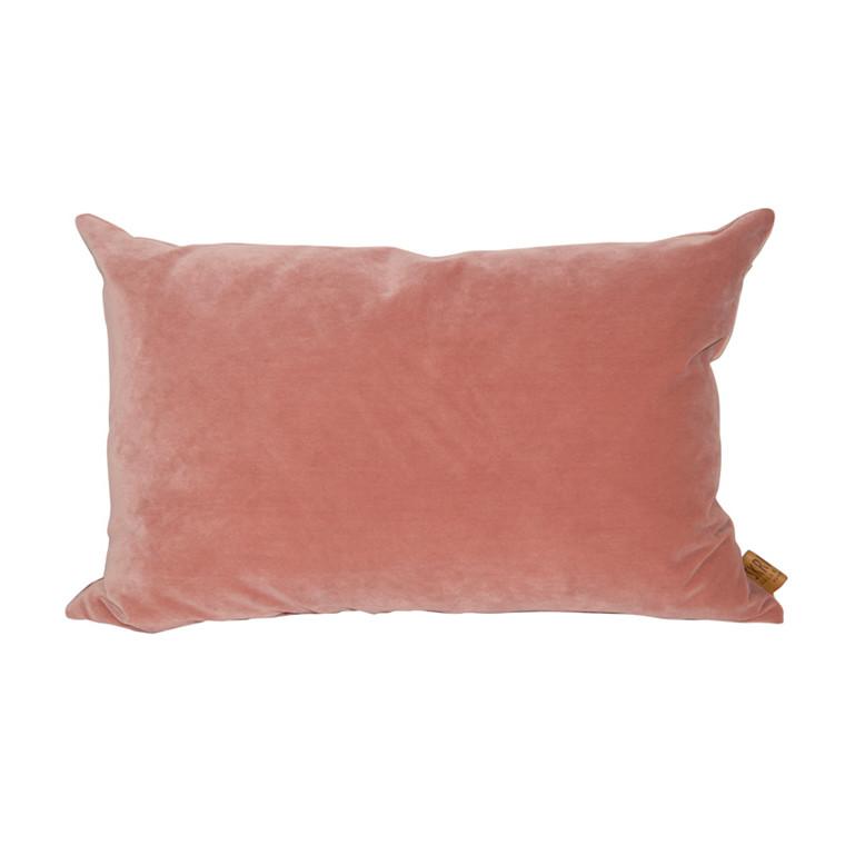 Skriver Collection City Velvet Cushion Rose