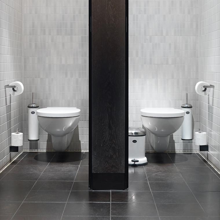Vipp 11 Toiletbørste Vægmonteret Hvid