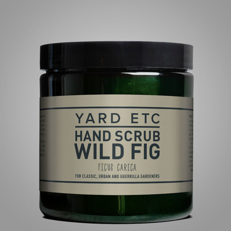 Yard Etc Hand Scrub Wild Fig