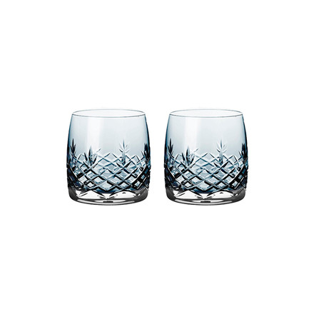 Frederik Bagger Crispy Aqua Sapphire Glas