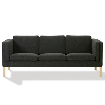 Fredericia Furniture 2333 BM 3-Pers Sofa