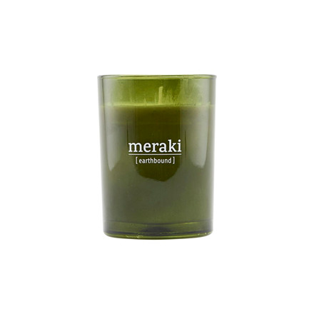 Meraki Scented Candle Earthbound