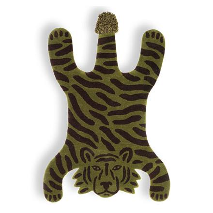 Ferm Living Safari Tufted Rug Tiger
