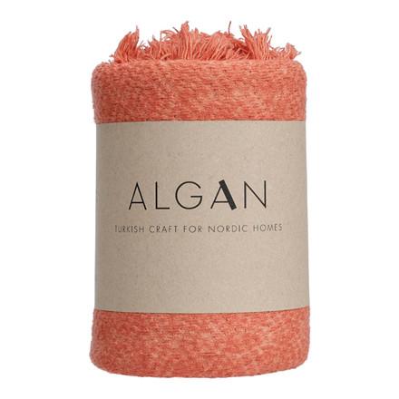 Algan Dolu Gæstehåndklæde Terrakotta
