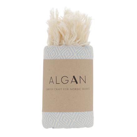Algan Elmas Gæstehåndklæde XS Lyseblå
