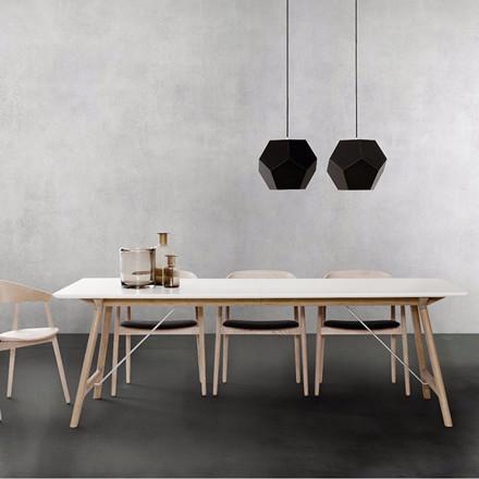 Andersen Furniture T7 Spisebord Hvid Kampagne