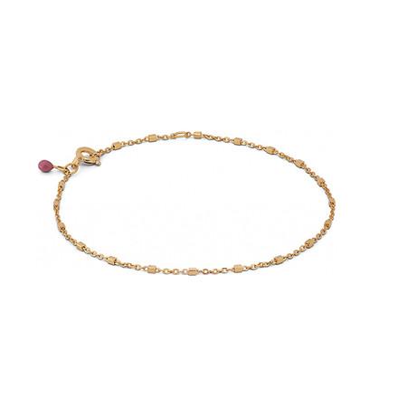Enamel Copenhagen Elva Bracelet Gold-Plated