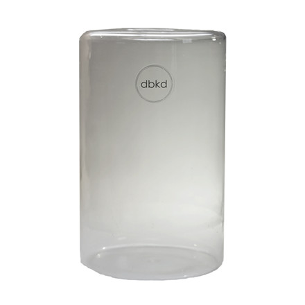 DBKD Clean Vase Large Smoke