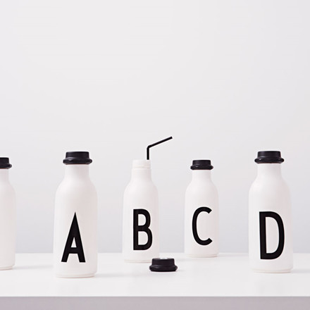 Design Letters Personal Drinking Bottle A-Z
