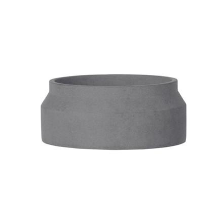 Ferm Living Pot Dark Grey