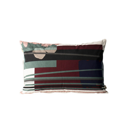 Ferm Living Colour Block Cushion Large