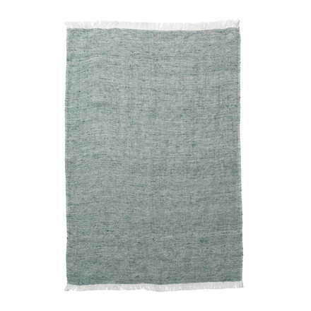 Ferm Living Blend Kitchen Towel Green