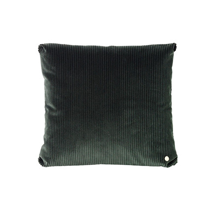 Ferm Living Corduroy Cushion Green