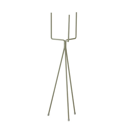 Ferm Living Plant Stand Dusty Green