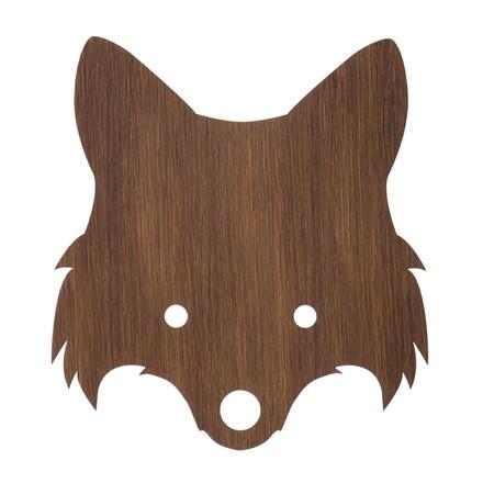 Ferm Living Fox Lamp Røget Eg