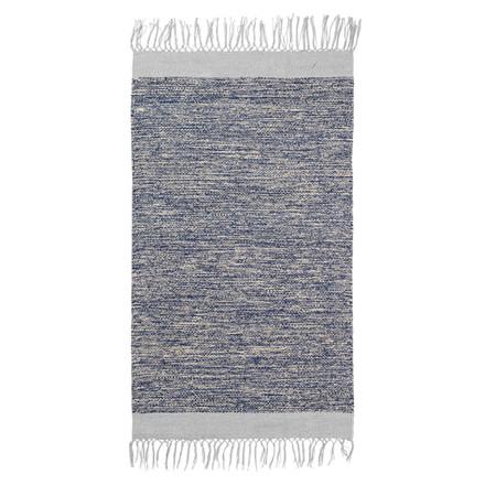 Ferm Living Melange Rug Blue