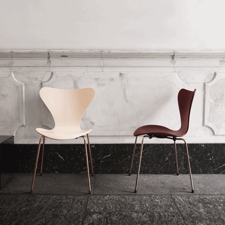 Fritz Hansen Serie 7 Limited Edition Choice 2017