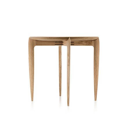 Fritz Hansen Objects Foldable Tray Table Oak