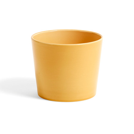 HAY Botanical Family Pot M Warm Yellow