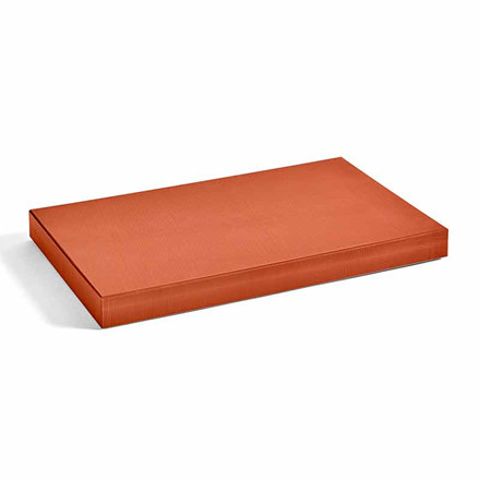 HAY Chopping Board L Burnt Orange