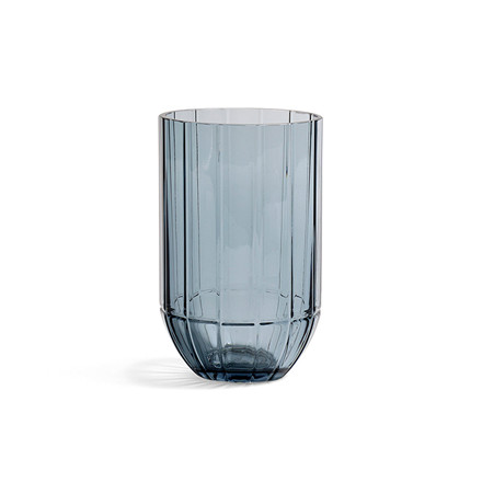 HAY Colour Vase Blue M