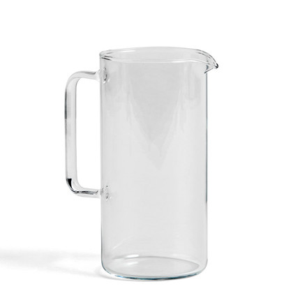 HAY Glass Jug Clear Medium