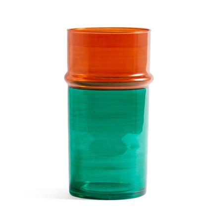 HAY Moroccan Vase Green L