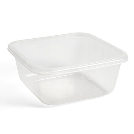 HAY Turkish Washing-Up Bowl White