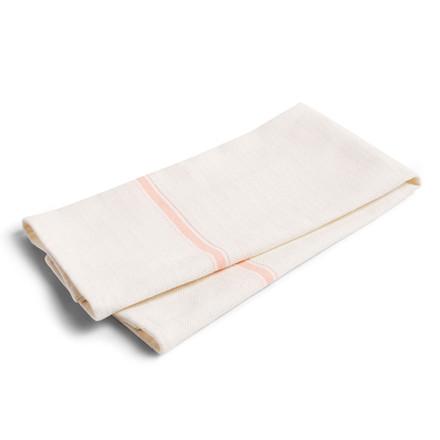 HAY Kitchen Towel Set Light Pink