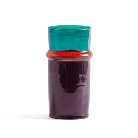 HAY Moroccan Vase Purple S