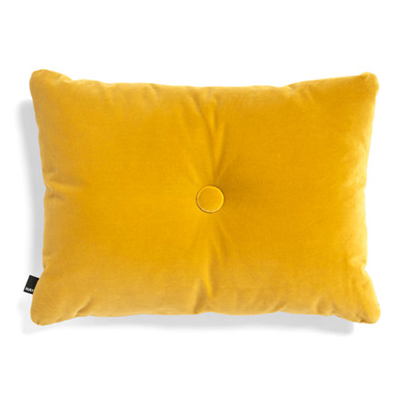 HAY Dot Cushion 1 Dot Soft Yellow