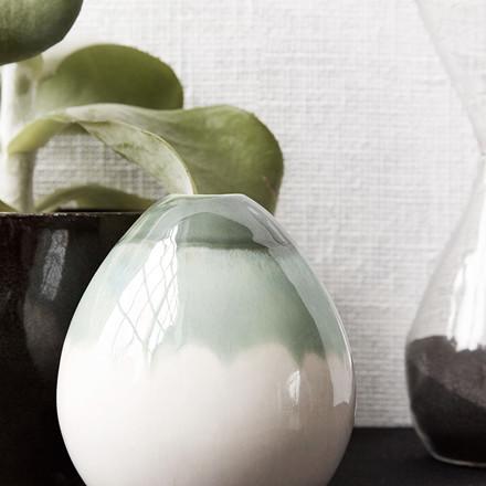 House Doctor Baby Sage Vase