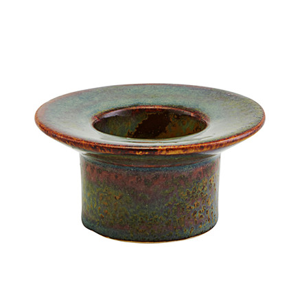 House Doctor Miro Candle Stand Roman Earth