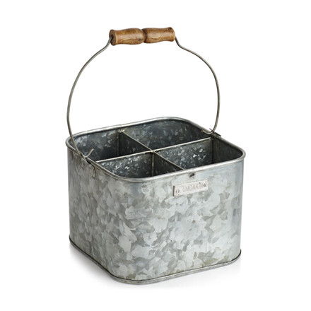 Humdakin Iron Bucket Square