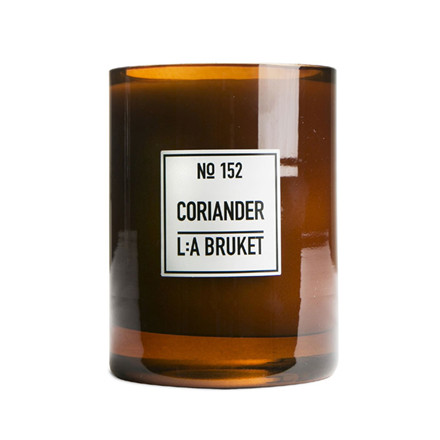 L:A Bruket Scented Candle Coriander