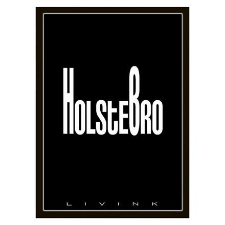 Livink Plakat Holstebro Sort