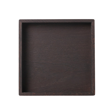 Louise Roe Smoked Oak Tray Lille