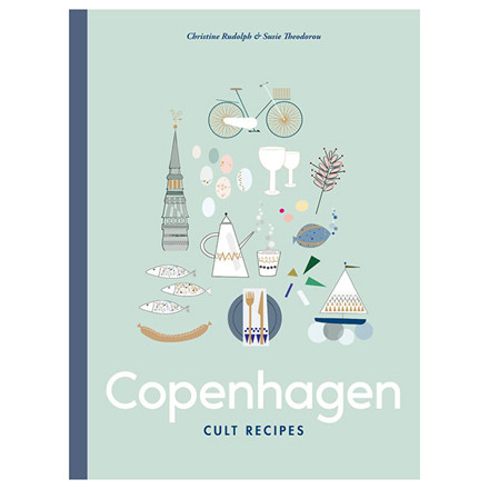 New Mags Copenhagen Cult Recipes Book