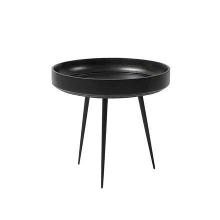 Mater Bowl Table Black