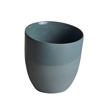 MENT Krum Kaffekop Dueblå
