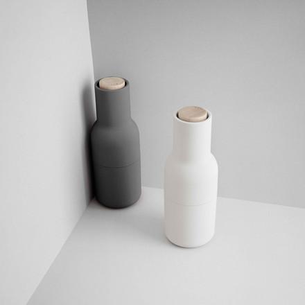 Menu Bottle Grinder Ash/Carbon