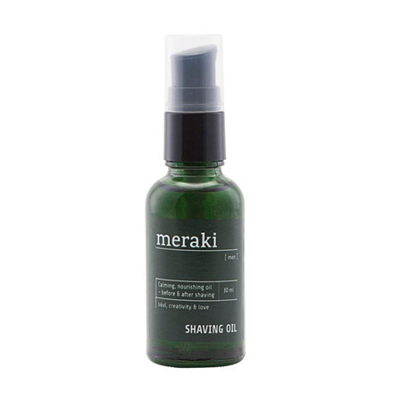 Meraki Shaving Oil Men