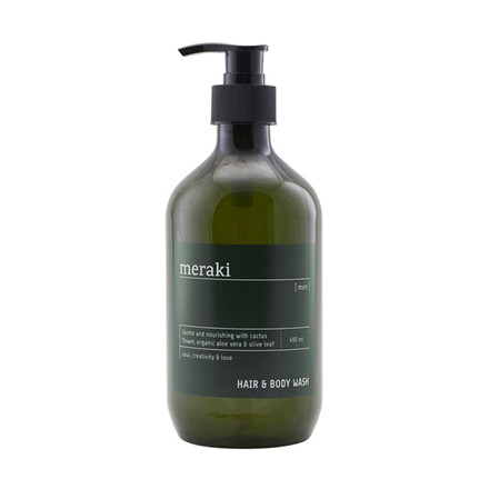 Meraki Hair & Body Wash Men
