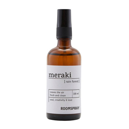 Meraki Rain Forest Room Spray