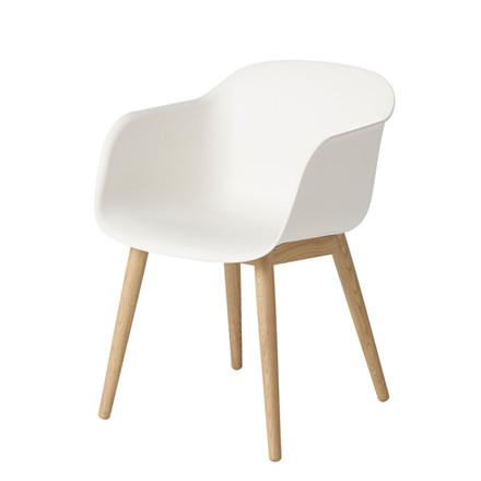 Muuto Fiber Chair Wood Base