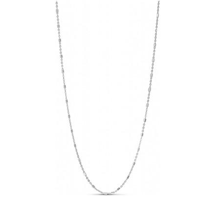 Enamel Copenhagen Elva Necklace Silver